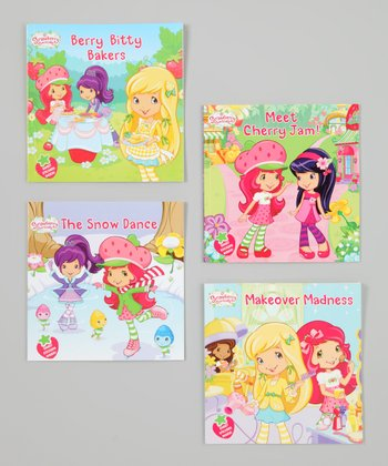 Meet Cherry Jam! Book Set