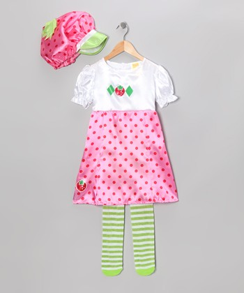 Strawberry Shortcake Dress-Up Outfit - Toddler & Girls