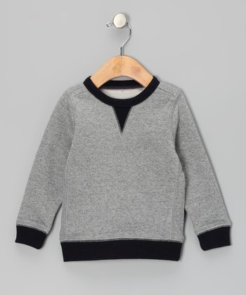 Gray Gale Sweatshirt - Infant