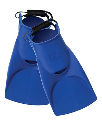 Blue Kid Finz Swim Flippers