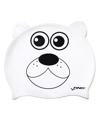 Animal Heads Polar Bear Swim Cap