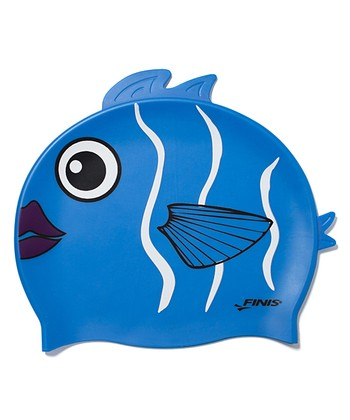 Animal Heads Reef Fish Swim Cap