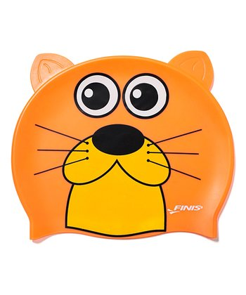 Animal Heads Otter Swim Cap