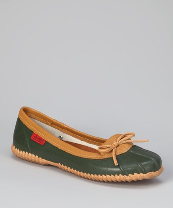 Green Duck Shoe