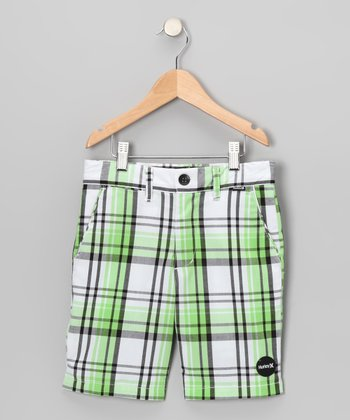Direct Green Ryder Shorts - Boys