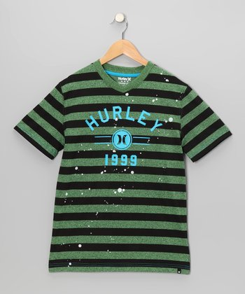 Direct Green Money Maker Tee - Boys