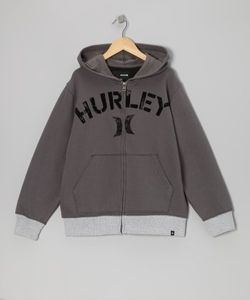 Coal North Fleece Zip-Up Hoodie - Boys