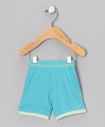 Blue Shorts - Infant, Toddler & Kids