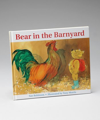 Bear In the Barnyard Hardcover