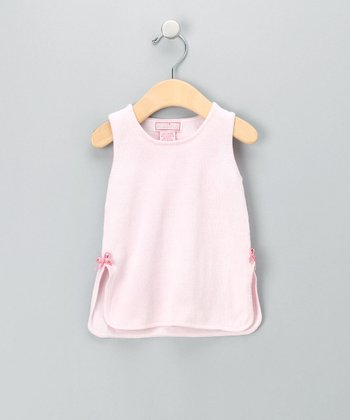 Pink Knit Dress - Infant