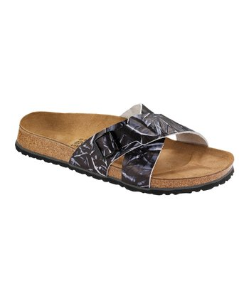 Black Santosa Slide - Men