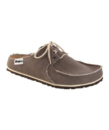 Mocha Textile Super Skipper Mule - Women & Men