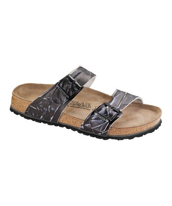 Black 3D Skorpios Slide - Men