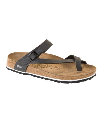 Black Lennox Sandal - Women