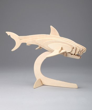 Shark Woodcraft Model
