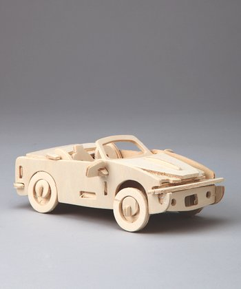 BMW Woodcraft Model