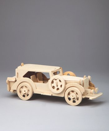 Ford V8 Woodcraft Model
