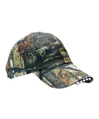 Mossy Oak LED Baseball Hat