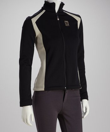 Black & Ivory Vik Jacket - Women