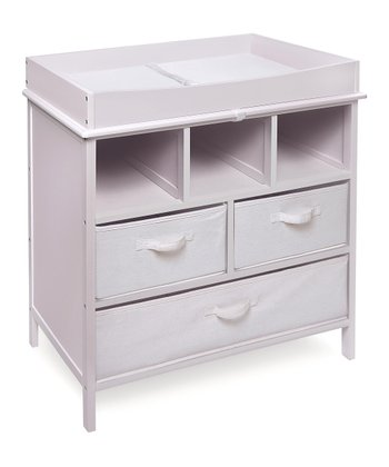 Cool Lilac Special-Edition Estate Changing Table