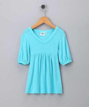 Splash Babydoll Tunic - Toddler