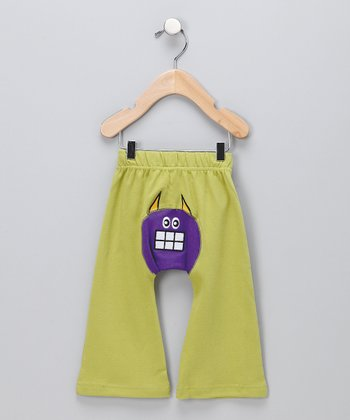 Green Ha-Ha Hero Organic Pants