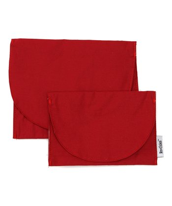 Crimson Ruby Tuesday Reusable Bag Set