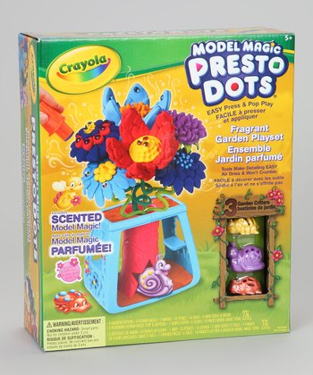 Fragrant Garden Model Magic Presto Dots Set