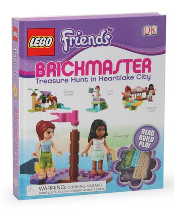 LEGO Friends Brickmaster Set