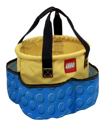 LEGO Blue Big Toy Bucket
