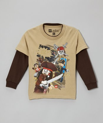 LEGO Pirates of the Caribbean Tee - Kids