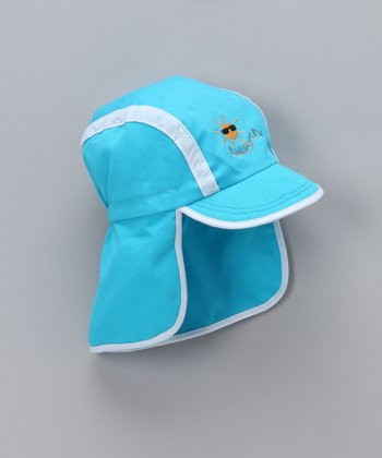 Turquoise Desert Hat - Infant & Toddler