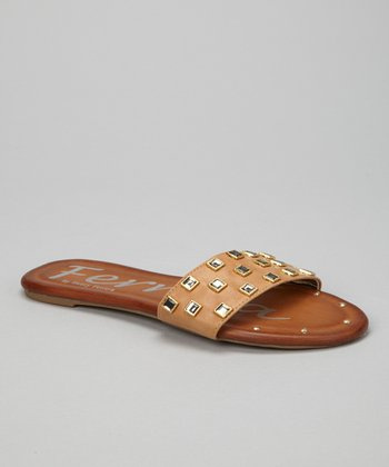 Light Brown Gem Rush Slide