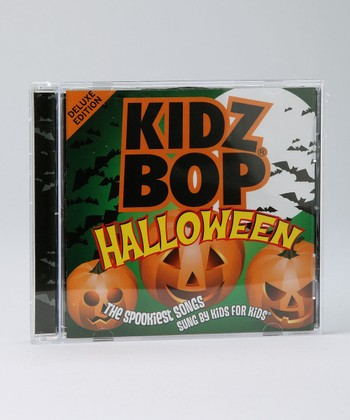 KIDZ BOP Halloween Deluxe Edition CD