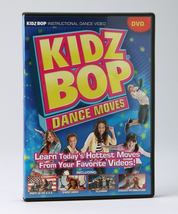 KIDZ BOP Dance Moves DVD