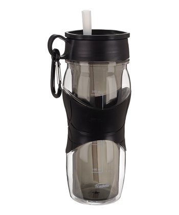Black Cool-Off Hydration Bottle