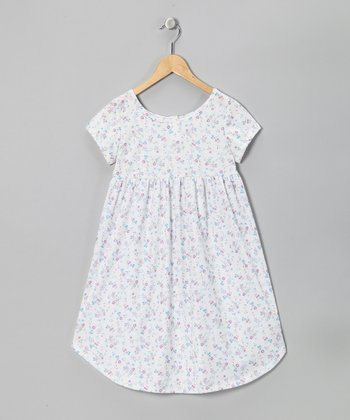 Lilac Kate Nightgown - Toddler & Girls