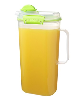 Green 67-Oz. Juice Jug