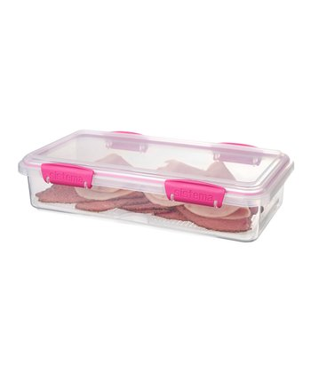 Pink Deli Container Plus