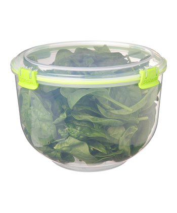 Green Salad Accents Container
