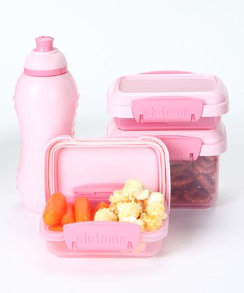 Pink Bottle Starter Set