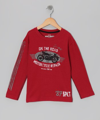 Rio Red Chop Shop Tee - Infant, Toddler & Boys