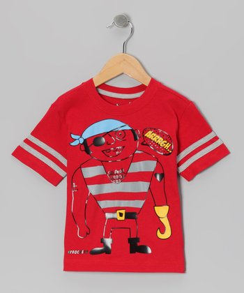 Sprockets Tango Red Avenger Tee - Infant, Toddler & Boys
