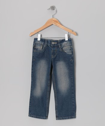 Heritage Wash Speedway Jeans - Infant, Toddler & Boys