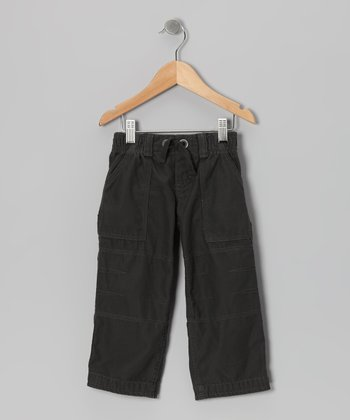 Pirate Black Boarder Pants - Infant, Toddler & Boys