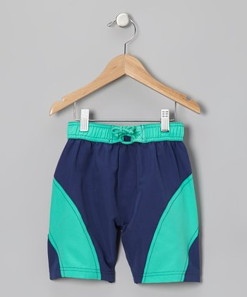Atlantis Boardshorts - Toddler & Boys
