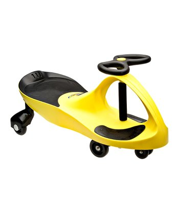 Yellow PlasmaCar