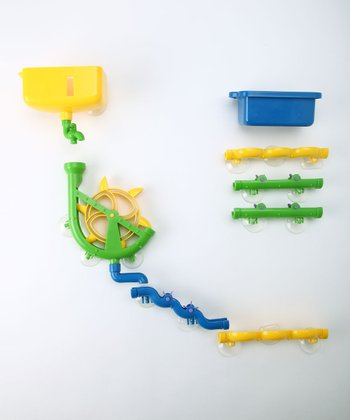 Water Works Bathtub Construction Set