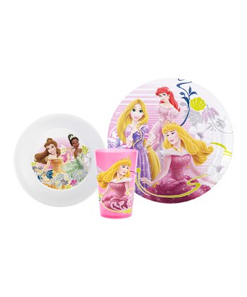 Princess Dish Set