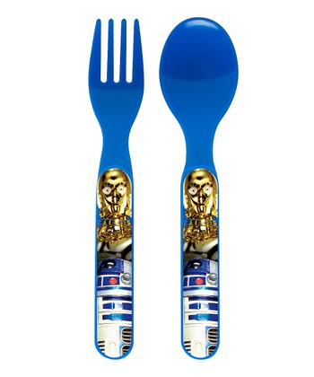 Star Wars GoPak Flatware & Case
